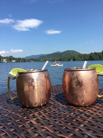 The Mediterranean Mule Recipe