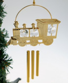 Ornament Locomotive Windchime