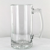 Heavy Glass 24oz Beer Stein