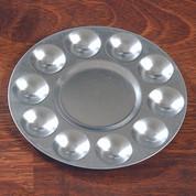 Aluminium Circular Palette - Large