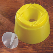 Children's Non-Spill Brush Pot - Extra Wide