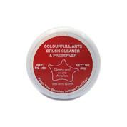 Brush Cleaner & Preserver Soap 30g