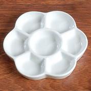 Porcelain Daisy Palette - Small