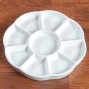 Porcelain Daisy Palette - Large