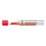 Pentel - Coloured Leads for Automatic Pencil - Red