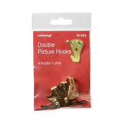 Rektangl Double Picture Hooks