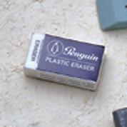 Small Plastic Eraser