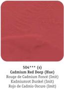 Daler Rowney - System 3 Acrylics - Cadmium Red Deep Hue