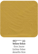 Daler Rowney - System 3 Acrylics - Yellow Ochre