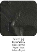 Daler Rowney - System 3 Acrylics - Payne's Grey