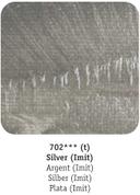 Daler Rowney - System 3 Acrylics - Silver Imitation