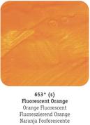 Daler Rowney - System 3 Acrylics - Fluorescent Orange