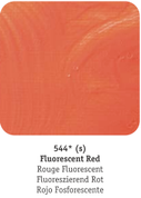 Daler Rowney - System 3 Acrylics - Fluorescent Red