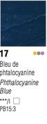 Pebeo Studio Acrylic - Phthalo Blue