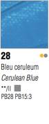 Pebeo Studio Acrylic - Cerulean Blue