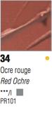 Pebeo Studio Acrylic - Red Ochre
