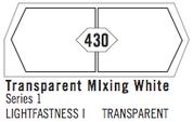 Liquitex Heavy Body - Transparent Mixing White S1