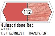 Liquitex Heavy Body - Quinacridone Red S3