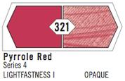 Liquitex Heavy Body - Pyrrole Red S4