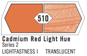 Liquitex Heavy Body - Cadmium Red Light Hue S2