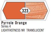 Liquitex Heavy Body - Pyrrole Orange S4