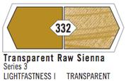Liquitex Heavy Body - Transparent Raw Sienna S3
