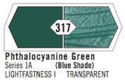 Liquitex Heavy Body - Phthalocyanine Green (Blue Shade) S1A