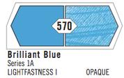 Liquitex Heavy Body - Brilliant Blue S1A