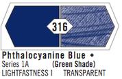 Liquitex Heavy Body - Phthalocyanine Blue (Green Shade) S1A