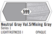Liquitex Heavy Body - Neutral Grey Val.5/Mixing Grey S1