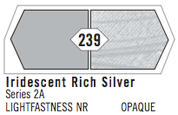 Liquitex Heavy Body - Iridescent Rich Silver S2A
