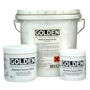 Golden - Absorbent Ground (White)