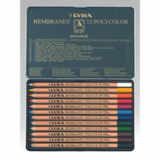 Lyra Rembrandt Polycolour - Set in Tin 12