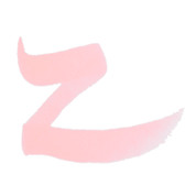ZIG Art & Graphic Twin Tip Brush Pen - Light Pink 21