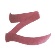 ZIG Art & Graphic Twin Tip Brush Pen - Deep Red 260