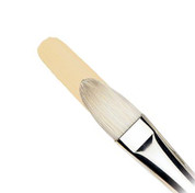 Winsor & Newton - Artists' Hog Brush - Long Filbert