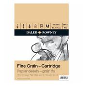 Daler Rowney - Fine Grain Cartridge Pad 160gsm
