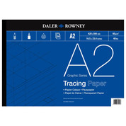 Daler Rowney - Tracing Paper Pad 90gsm