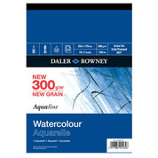 Daler Rowney - Aquafine Watercolour Pad 300gsm NOT