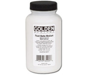 Golden - Fluid Matte Medium
