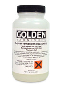 Golden - Polymer Varnish w/UVLS (Matte)
