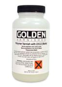 Golden - Polymer Varnish w/UVLS (Matte)