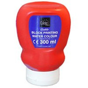 Ocaldo Block Printing Ink - Brilliant Red