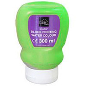 Ocaldo Block Printing Ink - Brilliant Green