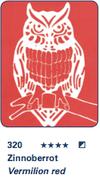 Schmincke Aqua Linoprint - Vermilion Red S1