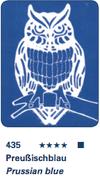 Schmincke Aqua Linoprint - Prussian Blue S1