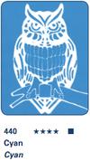 Schmincke Aqua Linoprint - Cyan S1