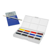 W&N Cotman Watercolour - Whole Pan Painting Box