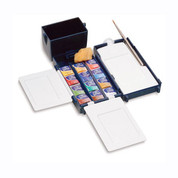 W&N Cotman Watercolour - Field Box of 12 Half Pans