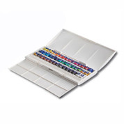 W&N Cotman Watercolour -  Studio Set of 45 Half Pans